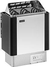 Uniprodo Saunaofen - 4,5 kW - 30 bis 110 °C -