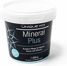 Unique Koi Mineral Plus 1000 g für gute und stabile Wasserwerte