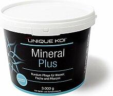 Unique Koi Mineral Plus 3000 g für gute und stabile Wasserwerte