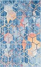 Unique Loom 3142583 Teppich mit geometrischem