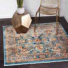 Unique Loom Dorchester Collection Teppich mit