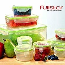 UNIQUS Fullstar Plastic Box Lunchbox kitchen