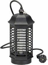 Unitec 41039 Fluginsekten-Vernichter, UV-Lampe, 4 Wa