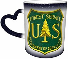 United States Forest Service Farbwechsel