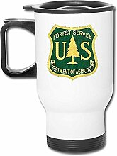 United States Forest Service Kaffee/Tee/Auto