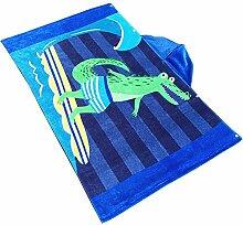 Uniuooi Kinder Kapuzen Handtuch Badetücher