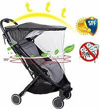 Universal Baby Buggy Sonnenschutz, Baldachin mit