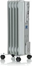 Universal Blue ura1000–16Öl-Radiator, 1000W, grau