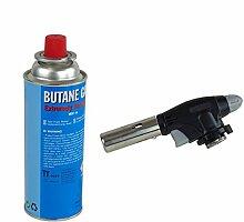 Universal Brenner Gasbrenner Bunsenbrenner Piezo Lötbrenner Grillanzünder