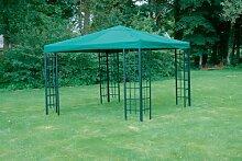 Universal Ersatzdach Metallpavillon 3x3 grün