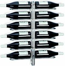 Universal Expert Weinregal für 12 Flaschen