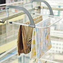Universal Heizkörper-Wäschetrockner Balkon