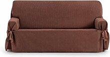 Universal sofa Überwurf 2 Sitzer Rabat Farbe 09-