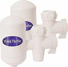 Universal-Wasserhahn-Aufsatz, 2 Stück, für