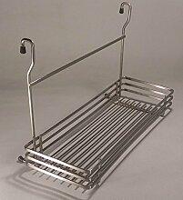 Universalablage Relingsystem Quad Küchenreling Relingablage Ablage Korb *42115