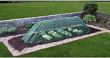 Universalschutznetz Pflanzenschutz Tunnel modular