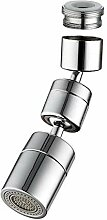 Universeller rotierender Spritzschutzkopf Filter