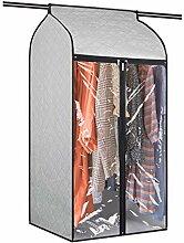Univivi Kleidersäcke zum Aufhängen, 109,2 cm,
