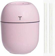 unknow Tragbarer Mini-Luftbefeuchter 220 ml Aroma