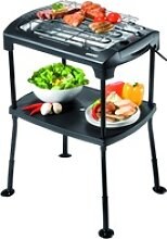 Unold, Elektrogrill, Black Rack (Offener Grill,