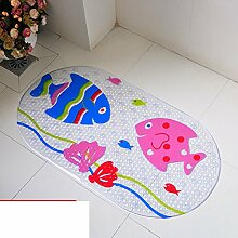 Unscented Badezimmer Matte/Hotel Dusche Massagematte/Badezimmer Türmatte/Fußmatten-Q 50x80cm(20x31inch)