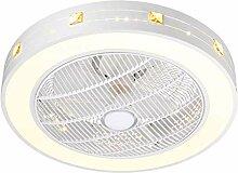Unsichtbarer Ventilator mit Licht Moderner