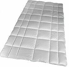 Unterbett 100 x 200 cm - 1400g Merino Füllung