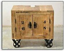 Unterschrank RUSTIC-14 66x43x61cm natur antik mit