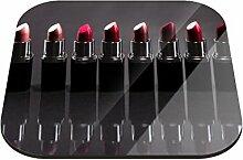 Untersetzer Lipsticks B x H: 10cm x 10cm - 12er Pack von Klebefieber®