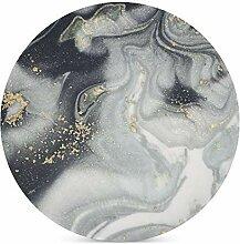 Untersetzer mit Marmorstruktur in Pastellfarben
