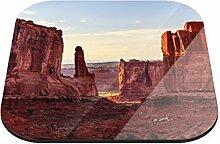 Untersetzer Utah B x H: 10cm x 10cm - 6er Pack von Klebefieber®