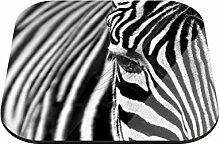 Untersetzer Zebra B x H: 10cm x 10cm - 4er Pack von Klebefieber®