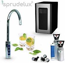 Untertisch-Trinkwassersystem SPRUDELUX BLUE