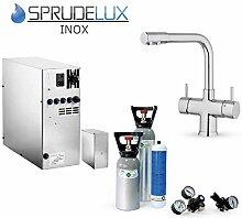 Untertisch-Trinkwassersystem SPRUDELUX INOX ohne