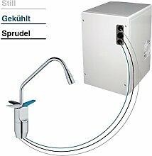 Untertisch-Trinkwassersystem SPRUDELUX ohne