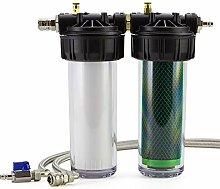 Untertisch Wasserfilter Vario Duo Kalk