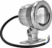 Unterwasser-LED-Lampe, Beleuchtung für