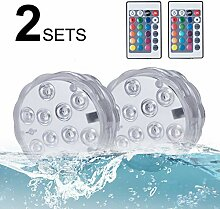 Unterwasser Licht, Kolpop LED Teichbeleuchtung mit