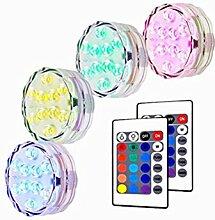 Unterwasser Licht LEDMOMO Farbwechsel Wasserdichte