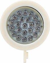 Unterwasserleuchten, 22 LEDs IP68 Wasserdicht