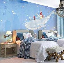 Unterwasserwelt Kinderzimmer Tapete Junge Zimmer