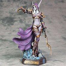 Untote Königin Sylvanas Statue World of Warcraft