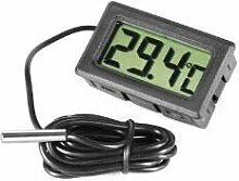 Uokoki Digital LCD Aquarium Thermometer mit Sonde
