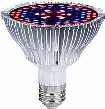 Uonlytech 30W LED Wachsen Licht Zimmerpflanze