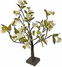 Uonlytech Blume Baum Licht Zweig LED-Leuchten