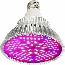 Uonlytech LED wachsen Glühbirne 40 LEDs