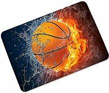 Uosliks Benutzerdefinierte Basketball in der