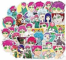 upain 50 Stück Anime The Disastrous Life of Saiki