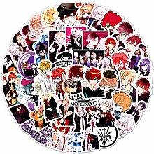 upain Diabolik Lovers Anime 50 Stück Aufkleber