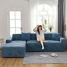 Upgrade sofabezug ecksofa l form für